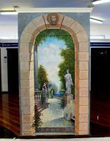 Художественная роспись стен и потолков